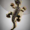 Gecko Ohrestecker mit Bügel