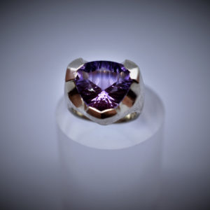 Ametyst Ring