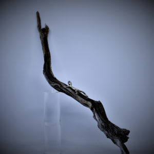 Gecko Skulptur Strandgut