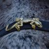 Hunde - Gecko - Halsband
