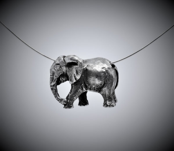 Elefant Anhänger